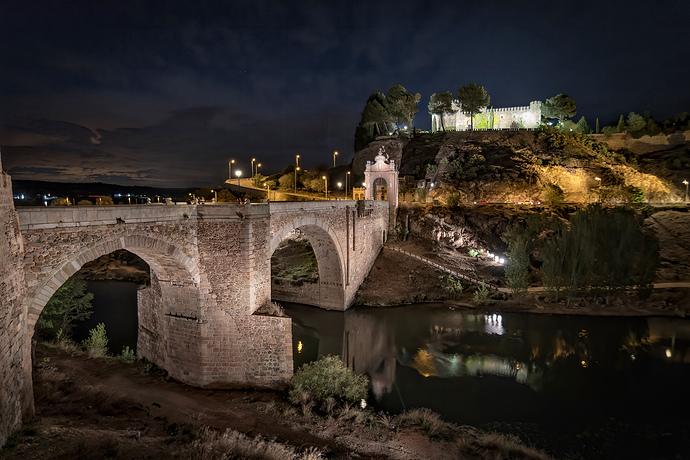 Puente de San Martín (Toledo)