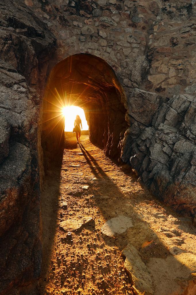 Túnel dorado