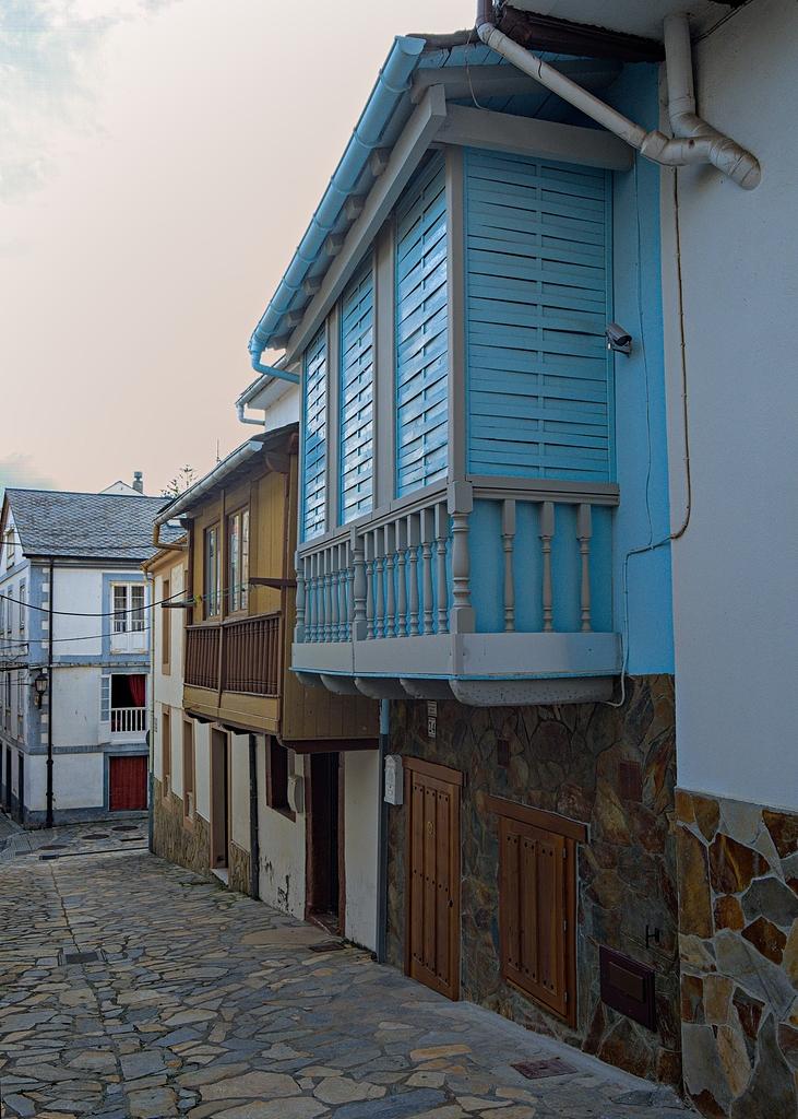 Un paseo por Navia