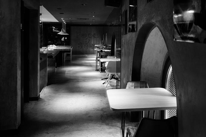 bares, qué lugares
