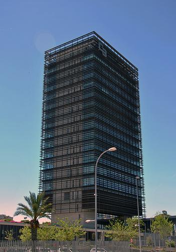 Edificio SIGLO XXI