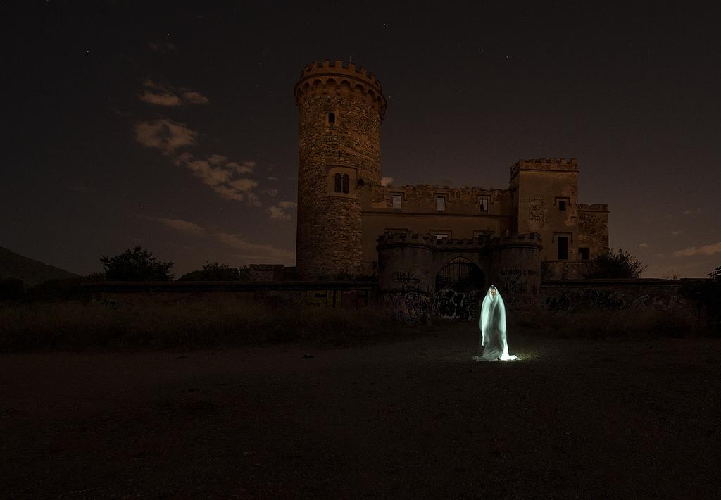 El castillo y sus fantasmas