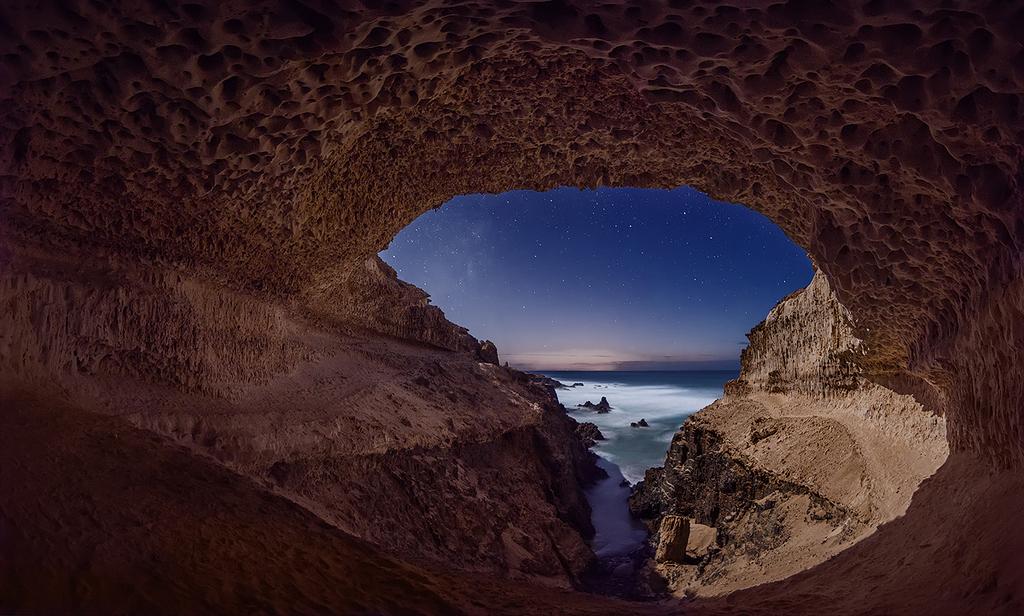 La cueva de arena 3