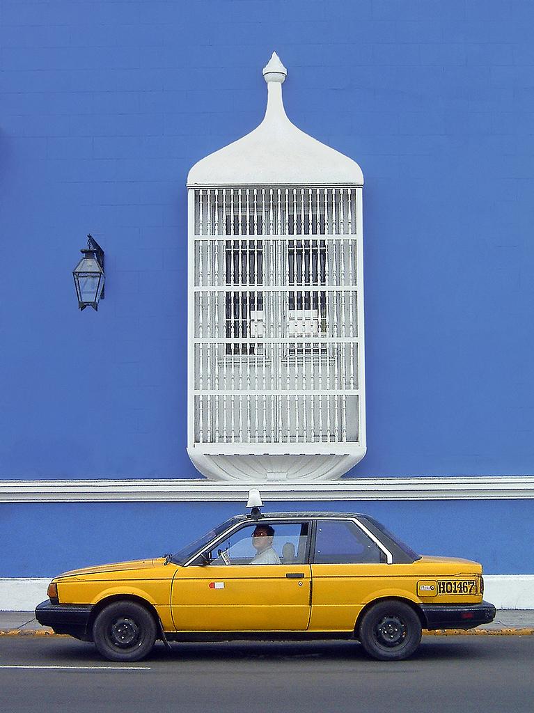 El taxista (para Gustavo)