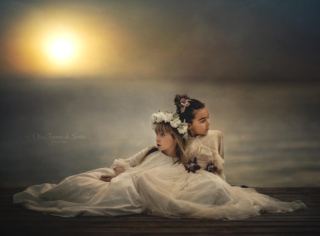 Naia y Mireia