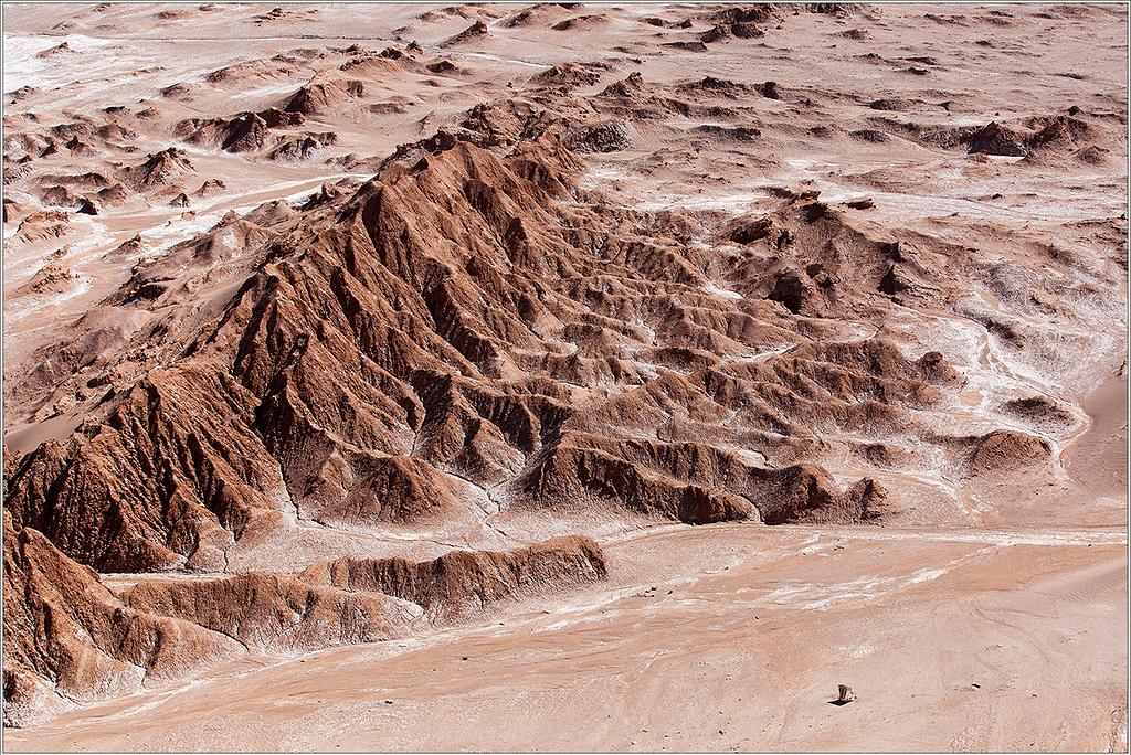Desierto de Atacama y sus lagunas (12 fotos)