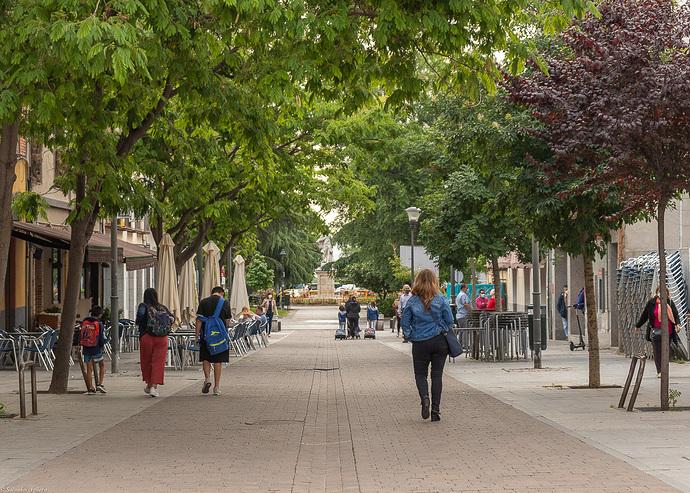La calle de mi pueblo-2