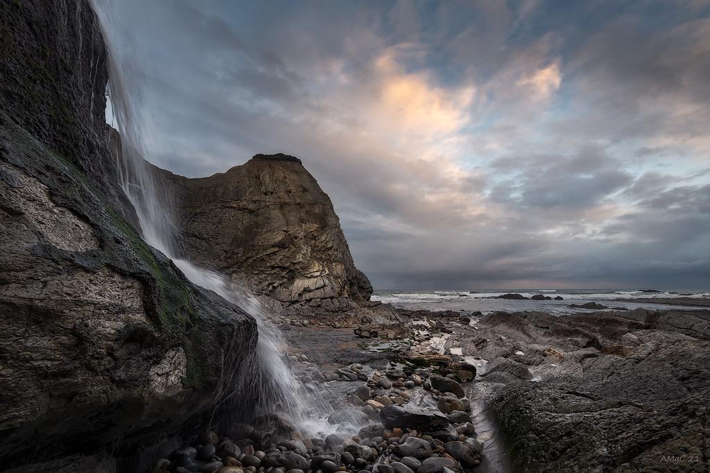 La cascada de Sope