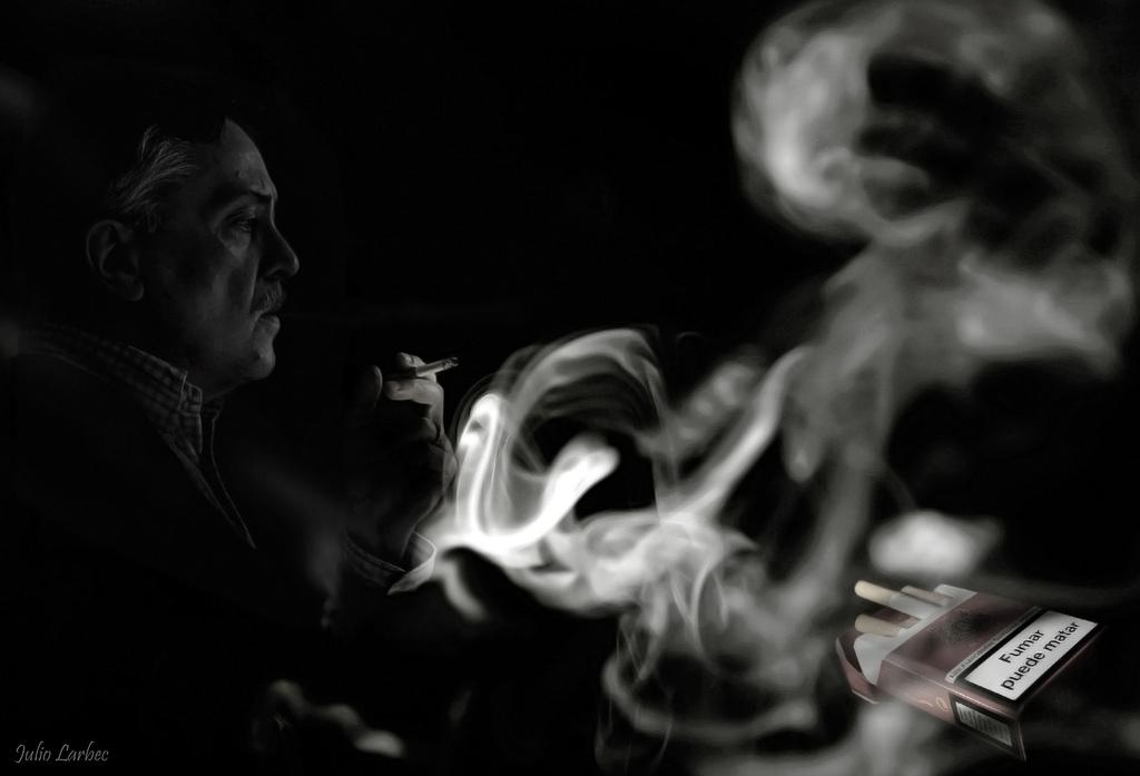 Fumar puede matar