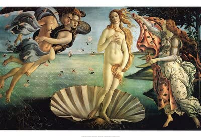 Nac. Venus Boticcelli